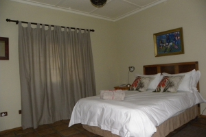 Omuwiwe double room
