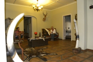 Omuwiwe sittingroom